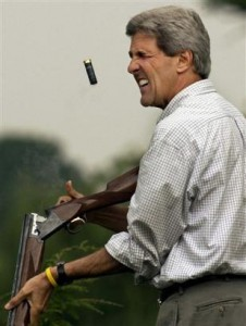 Kerry-shotgun