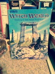witch-world