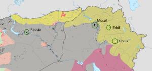 Northern Iraq Syria